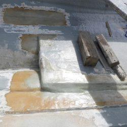 Nordmek reparerer din gamle plastbåt