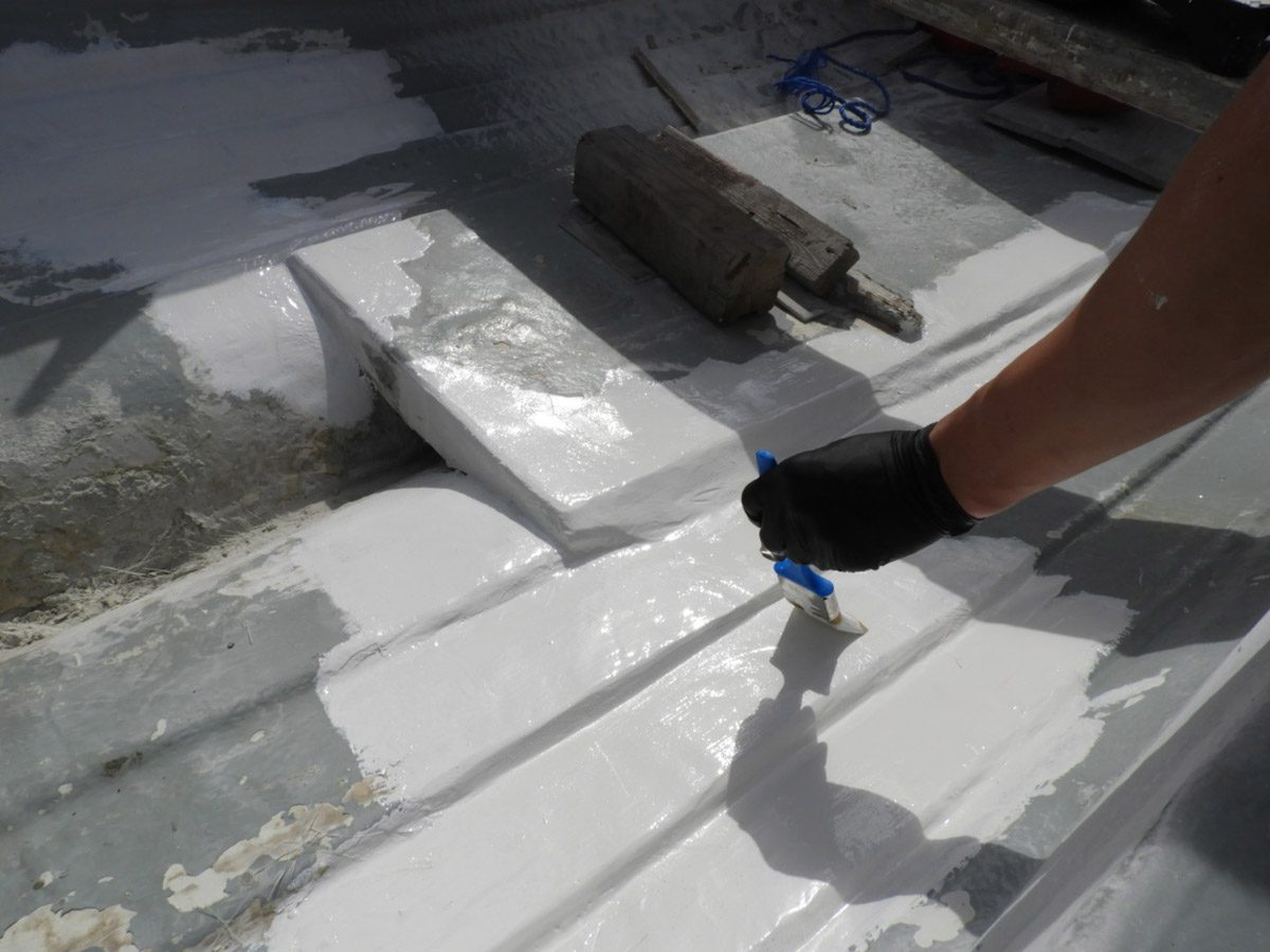 Nordmek utfører at alt plast og glassfiberarbeid